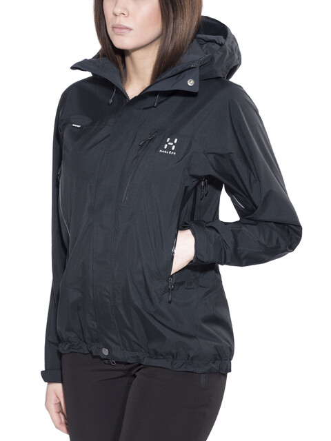Haglöfs Astral III Jacket Women true black